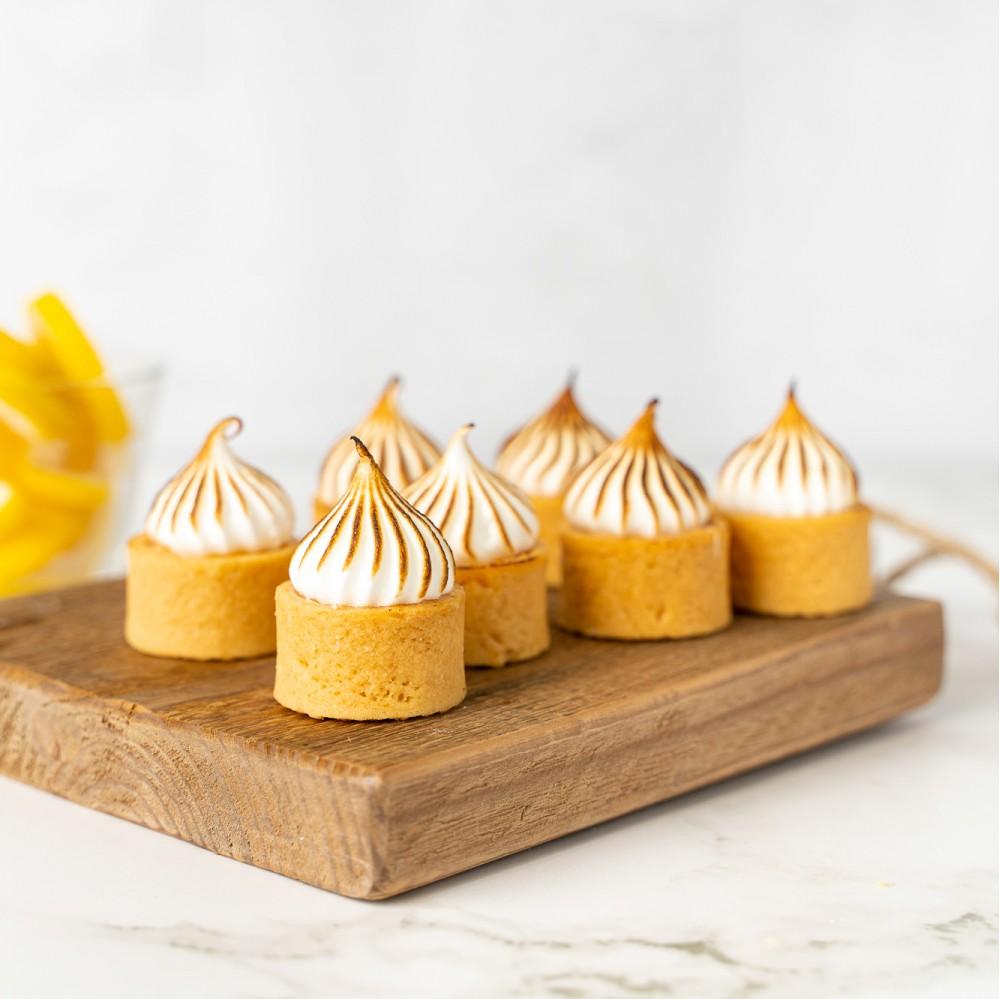 Lemon Meringue Tarts - Box of 12